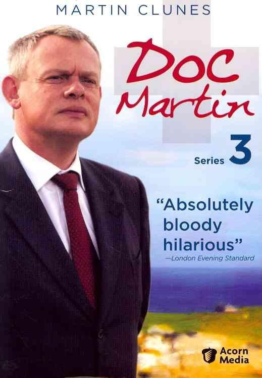 DOC MARTIN SERIES 3 BY DOC MARTIN (DVD)